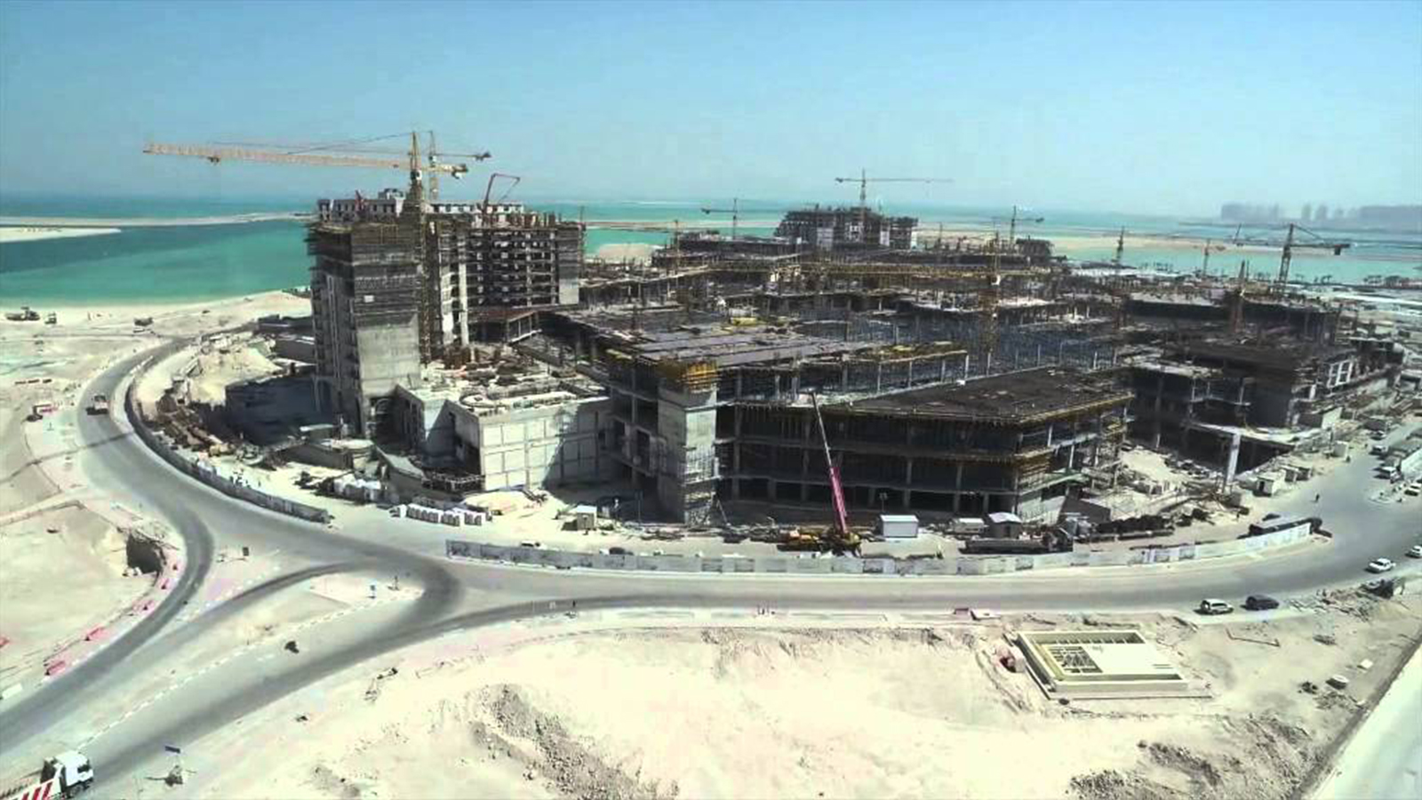Vendome Mall- Lusail Exblowra Trading Contracting Qatar